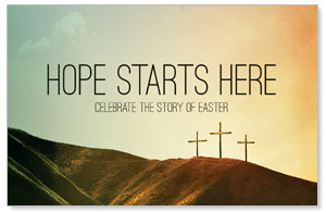 Hope Starts Here Calvary ImpactCards