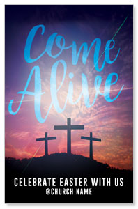 Come Alive Easter General 4/4 ImpactCards