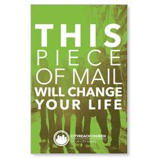 CityReach Urban Green Postcard