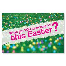 UMC Easter Search Postcard