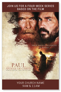 Paul, Apostle of Christ Postcards
