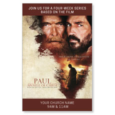 Paul, Apostle of Christ Postcard