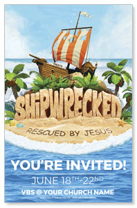 Shipwrecked Postcards