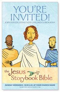 Jesus Storybook Bible 4/4 ImpactCards