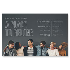 Place to Belong Group