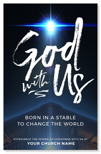 God With Us Stable 4/4 ImpactCards