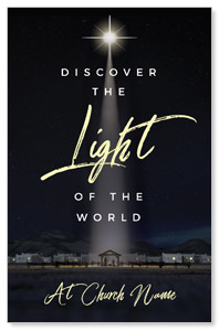 Discover Light of World Postcards