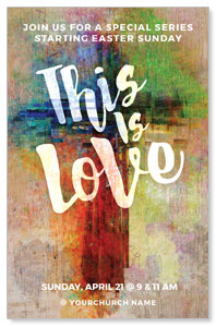 This is Love Easter 4/4 ImpactCards