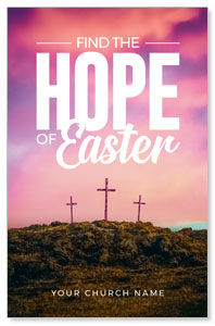 Hope of Easter Pink 4/4 ImpactCards