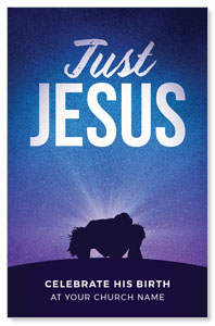 Just Jesus 4/4 ImpactCards