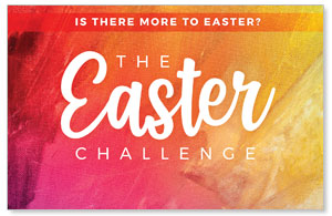 The Easter Challenge ImpactCards