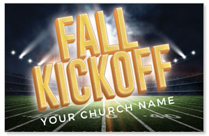 Fall Kickoff Stadium 4/4 ImpactCards