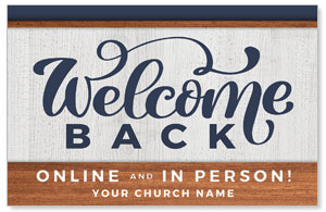 Welcome Back Farmhouse 4/4 ImpactCards