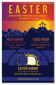 Easter Sunday Graphic 4/4 ImpactCards