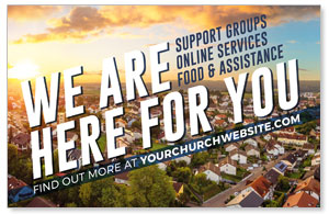 Here For You Neighbors 4/4 ImpactCards
