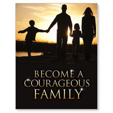 Courageous Family Mailer