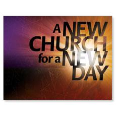 New Church InviteCard