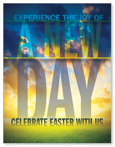 New Day Easter ImpactMailers