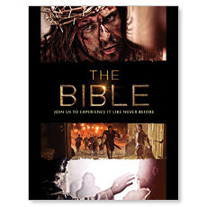 The Bible 30-Day Experience InviteCard