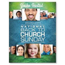 Back to Church Sunday 2015 InviteCard