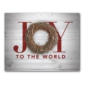 Joy Twig Wreath ImpactMailers