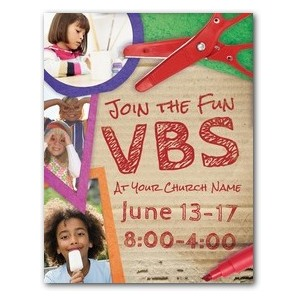 VBS Crafts ImpactMailers