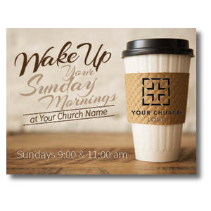 Coffee Invite InviteCards