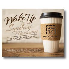 Coffee Invite InviteCard