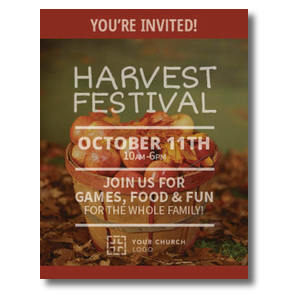 Harvest Apples ImpactMailers