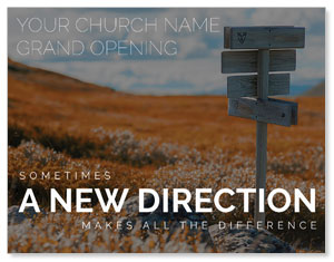 A New Direction ImpactMailers