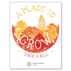 Place to Grow Fall