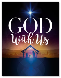 God With Us Advent ImpactMailers