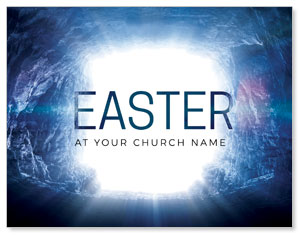 Easter Tomb ImpactMailers