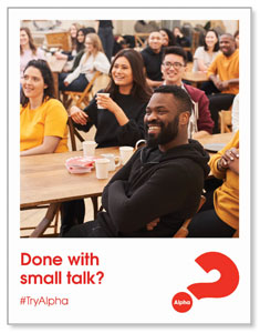 Alpha Small Talk ImpactMailers