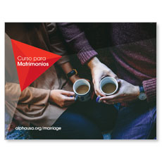 Alpha Marriage Course Coffee Spanish