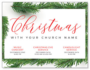 Christmas Boughs ImpactMailers
