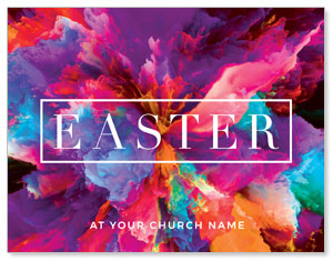 Easter Color Smoke ImpactMailers
