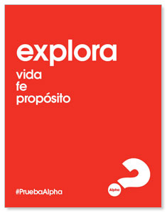 Alpha Explore Spanish Red ImpactMailers