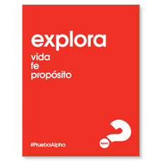Alpha Explore Spanish Red