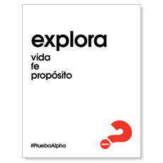 Alpha Explore Spanish White