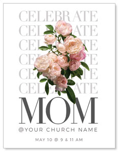Celebrate Mom Flowers ImpactMailers