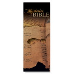 Mysteries of the Bible InviteTickets
