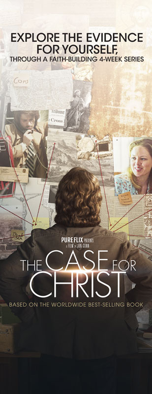The Case For Christ Movie Inviteticket Church