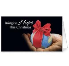 Hope for Christmas InviteCard