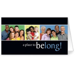 Belong Invite Card