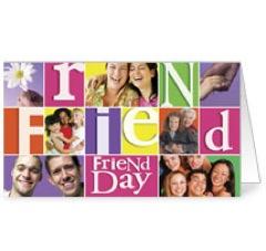 Friend Day InviteCard