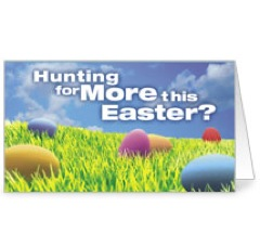 Easter Hunt InviteCard