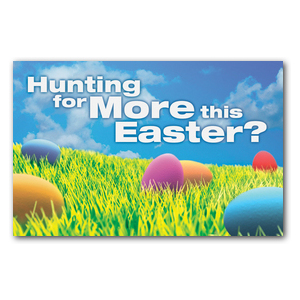 Easter Hunt Medium InviteCards