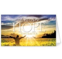 Easter Hope Field InviteCard