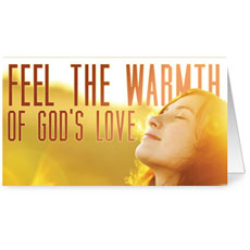 Feel The Warmth InviteCard
